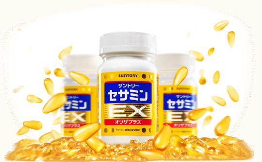 Viên uống SESAMIN EX thực phẩm bảo vệ sức khỏe